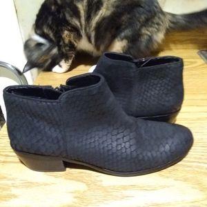 Sam Edelman short boots.